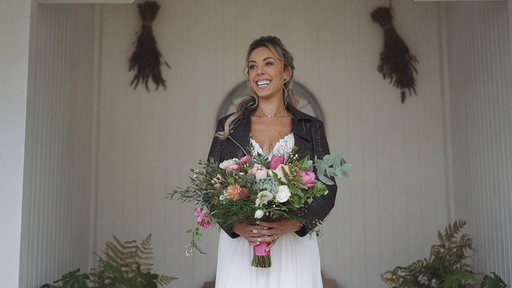 Living Coral Wedding Shoot Norfolk Wedding Videographer