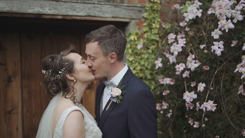 norfolk wedding videographer southwood hall laren adam