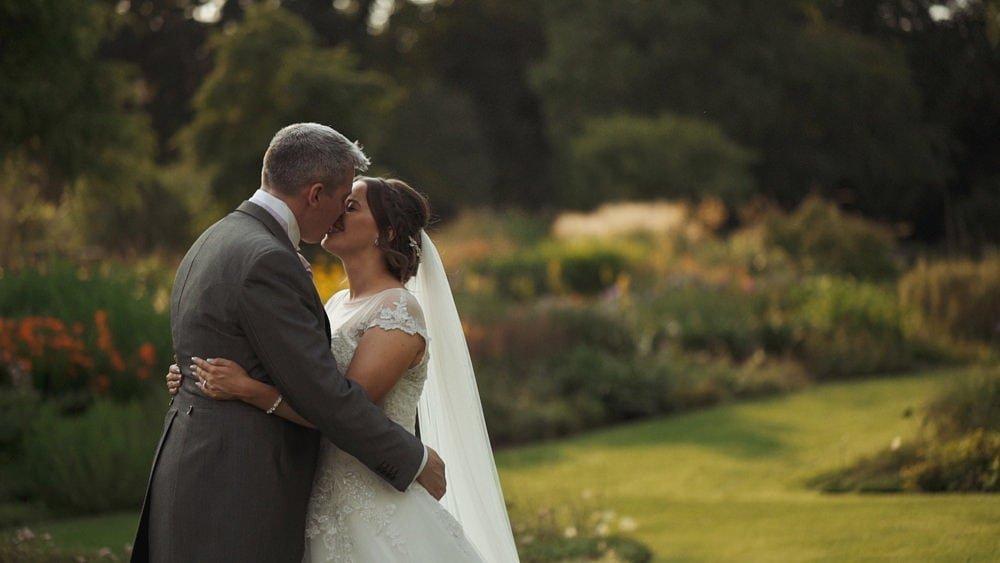 norfolk wedding videographer bressingham hall louise paul