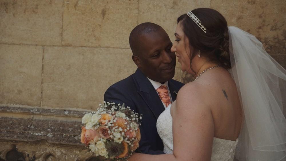 suffolk wedding videographer hengrave hall lisa schofield