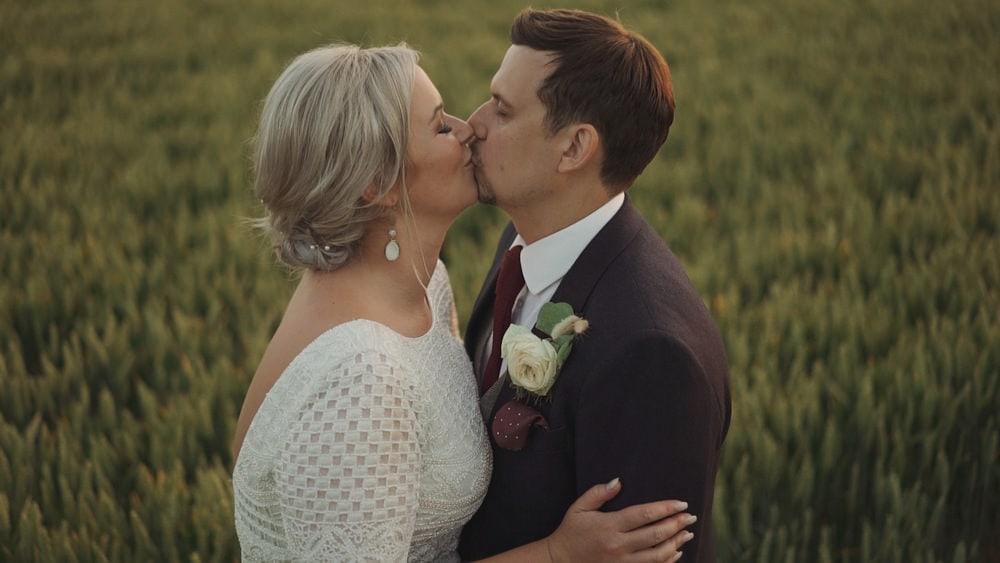norfolk wedding videographer fishley hall laura richard