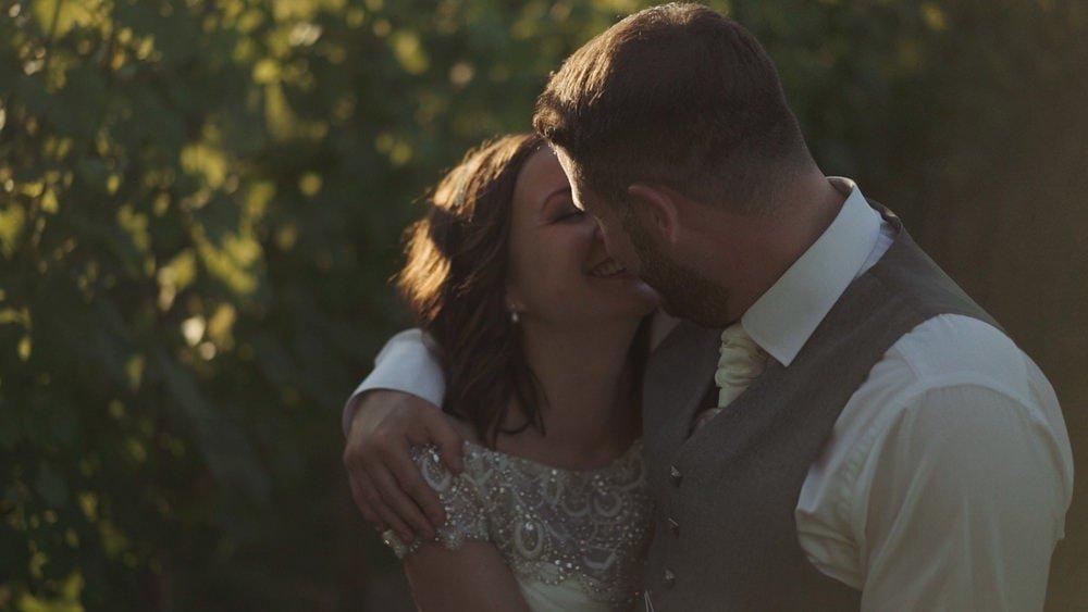 suffolk wedding videographer copdock hall suzanne sammy