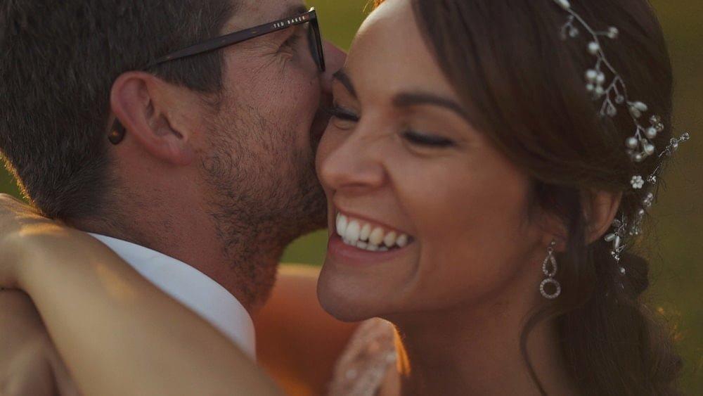 suffolk wedding videographer sarah matthew