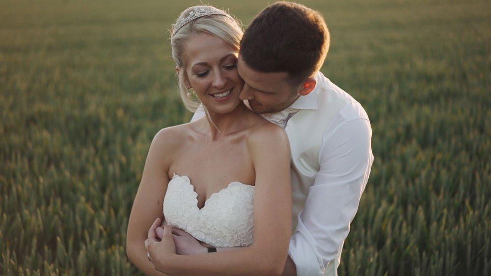 norfolk wedding videographer southwood hall kasie jonny