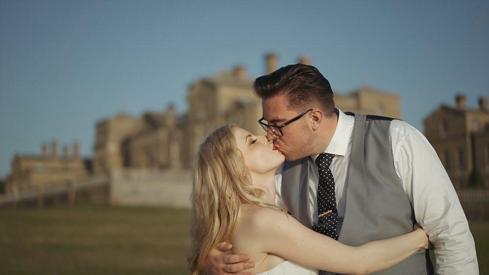 Holkham Hall Wedding Videographer Header