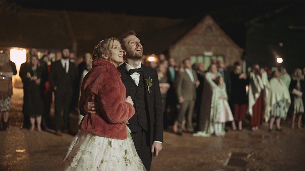 Hunters Hall Wedding Videographer Header