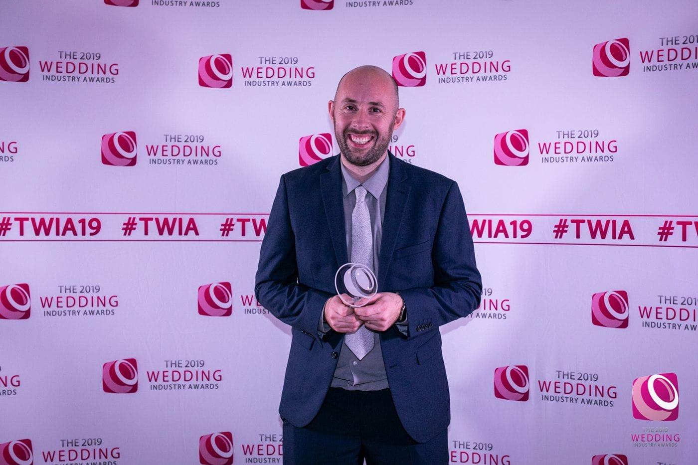 Best Essex Wedding Videographer Award