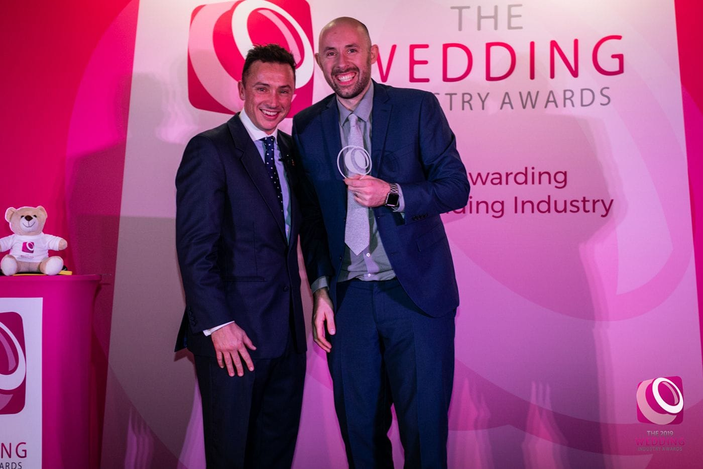 Best Suffolk Wedding Videographer Award