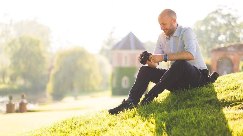 why book a wedding videographer