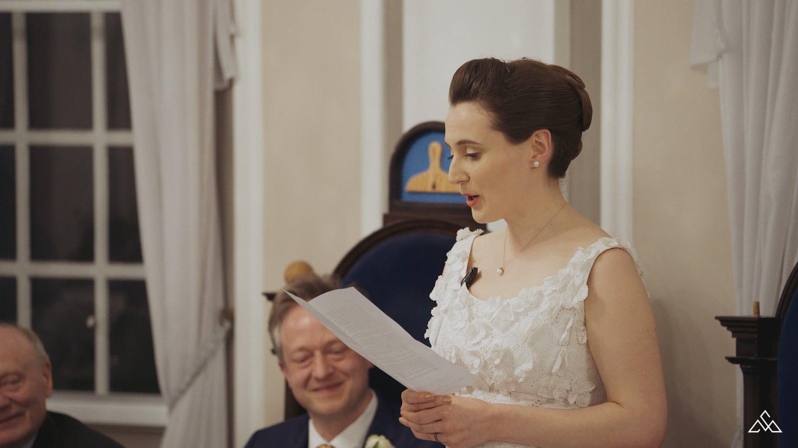 norfolk wedding speech