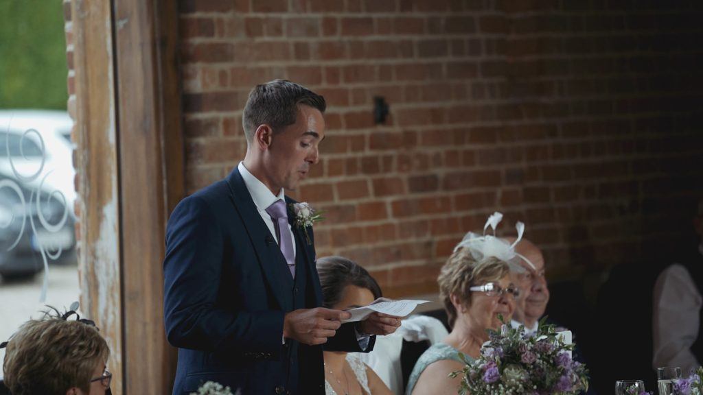 How to deliver your wedding speech