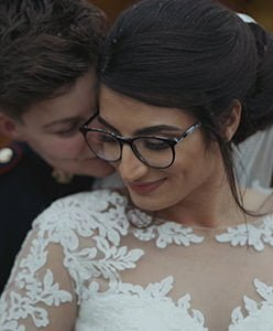 Suffolk Wedding Mafalda and Sian Review