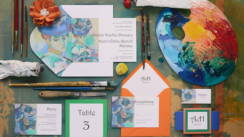 Wedding Stationary Style Featured