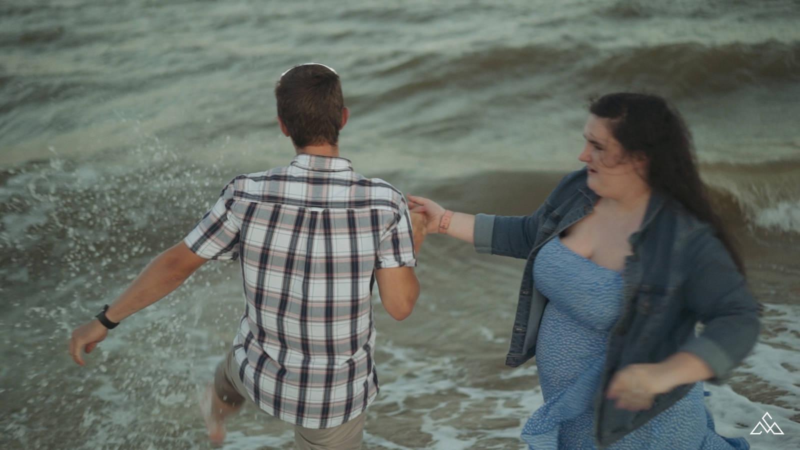 covehithe beach engagement shoot suffolk wedding amaia martin