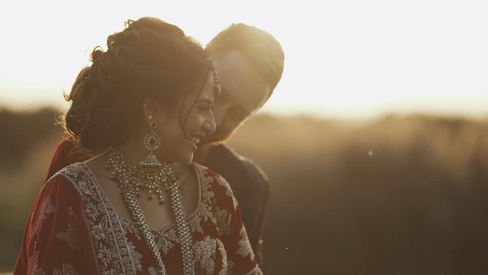 The old Hall Ely Bengali Wedding Jakhya and Shaun Title