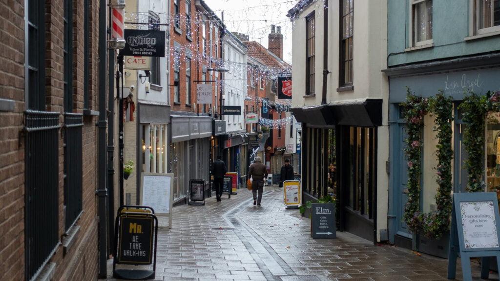Best Bridalwear shops in Norfolk