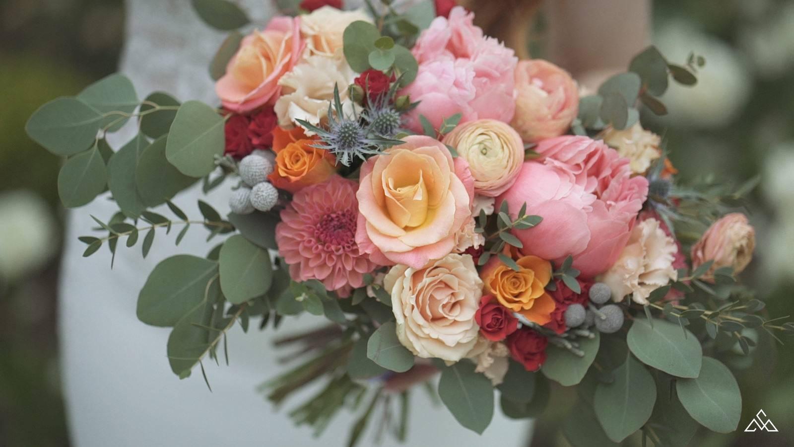 wedding flowers in norfolk