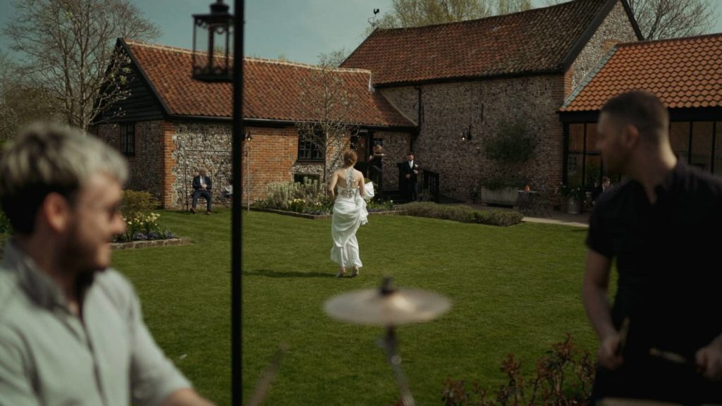 Ozzy and Stix Norfolk Wedding Music