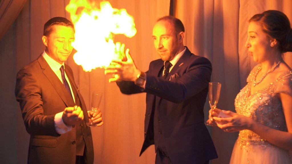 Edd Crafer Award Winning Norfolk Wedding Magician